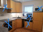 Küche zu verkaufen inkl Kühlschrank