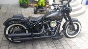 Harley Einzelstück Sonderlackierung