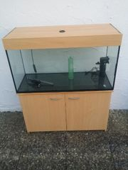 200 Liter Aquarium mit Zubehör