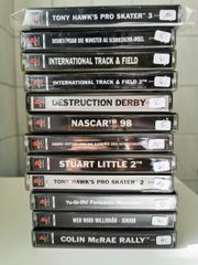 PS1 Sony Playstation 1 Spiele