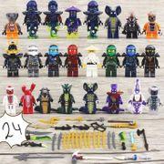 24 Minifiguren Ninjago Slithraa Acidicus