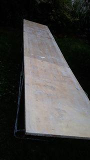 Holz Tapeziertisch Flohmarkt Tisch Zubehör