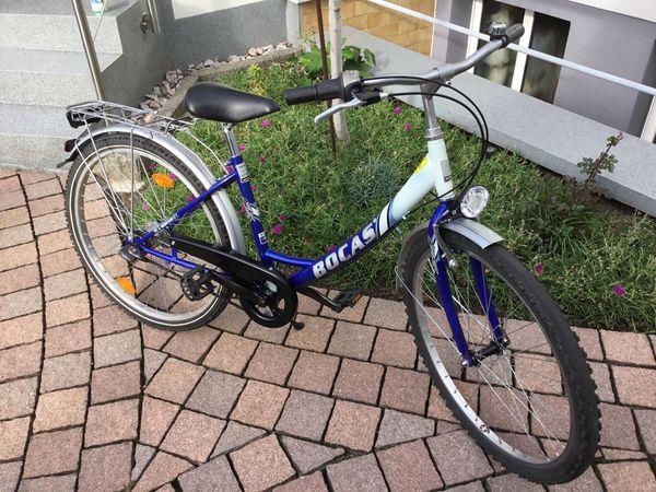 Damen u Mädchen Fahrrad von