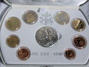 VATIKAN Kursmünzensatz KMS 2003 Polierte