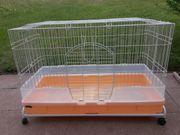 Kleintierstall z B Meerschweinchen Transportbox