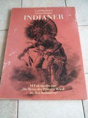 Verkaufe Carl Bodmer Sammelmappe Indianer