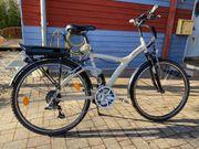 ebike 26 Tourenrad-Fully 280W Jugendliche
