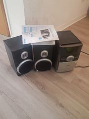 Mini Stereoanlage Phillips