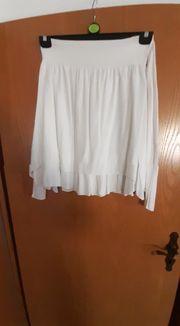 Weißer Damenrock