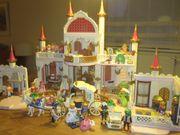 Playmobil Märchenschloss Erweiterung Küche Schatzkammer