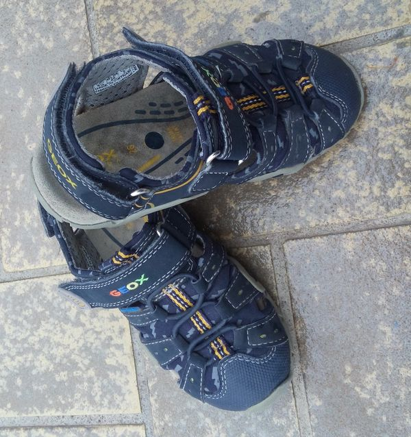 discount buy best shoes Geox Sandale mit Zehenschutz Gr. 26 in Tübingen ...