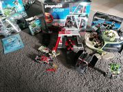 Future Planet Playmobil großes Set