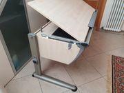 Sehr gut erhaltener Moll Schreibtisch