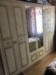 Schlafzimmer Möbel Komplett Set