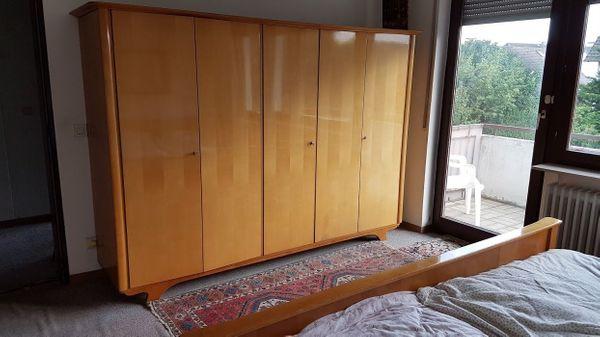 Schlafzimmer kpl. 50er Jahre in Bischofsheim - Sonstige ...