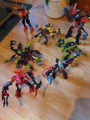 Lego Bionicles 36 Figuren