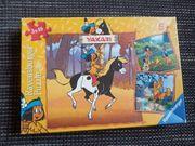 Yakari 3x49 Teile Puzzle puzzel