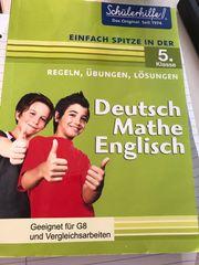 Schülerhilfe Deutsch Mathe Englisch 5