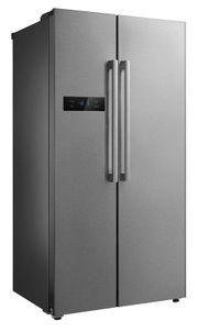 Edelstahl Kühlschrank Gefrierschrank 510 Liter