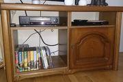 Wohnzimmerschrank mit Fernsehschrank in massiv
