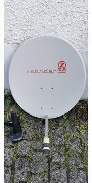 Zehnder Satellit Schüssel Lnb Motor