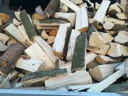 Ofenfertiges Brennholz Hart- und Weichholz