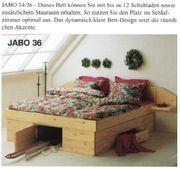 Ein Doppelbett