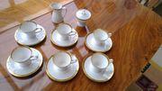 Tee- Kaffeeservice Rosenthal Form 2000