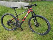 Mountainbike Rotwild Carbon R2