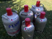Gasflaschen Propan 5 KG 11