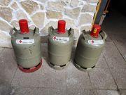 Gasflaschen 11kg leer