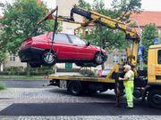 Kostenlose Autoverwertung mit Abholung und