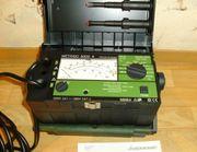 Gossen METRISO 5000 A Hochspannungs-Isolationsmessgerät