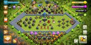 Clash of Clans Lvl 217