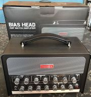 Positive Grid Bias Amp powered