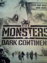 2014 Filmplakat A1 Monsters Dark