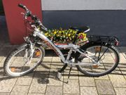 Mädchen-Mountainbike 24 Zoll