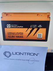 Lithium Batterie 100Ah