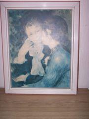 Kunstdruck Pierre Auguste Renoir - Geheimnisse -