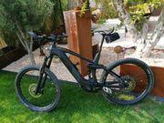 Cube E-Bike Fully
