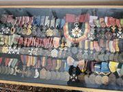 Sammlung auflösung Orden Abzeichen Uniformen