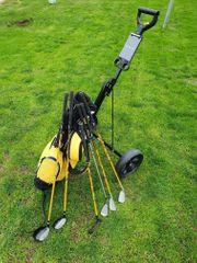 Kinder Golfbag inklusive Schläger und