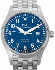 IWC Pilots IW327016 Stahl Automatik