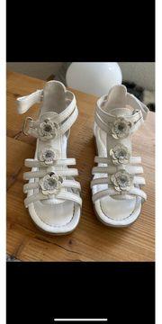 Mädchen Sandalen Neuwert