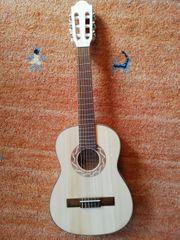 Konzertgitarre 1 2 Größe mit