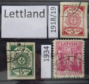 Lettland 1918-1934