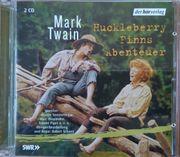 mark twain - huckleberry finns abenteuer