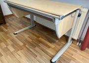 Höhenverstellbarer Schreibtisch von Moll