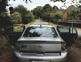 Opel Vectra - Opel Vectr aus 2 Hand