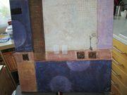 Bild auf Leinwand mit Keilrahmen
